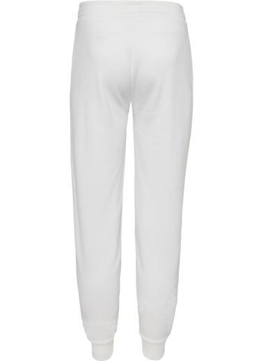 Tommy Hilfiger Erkek Jogger Vertical Logo Pantolon S20S200071 Beyaz